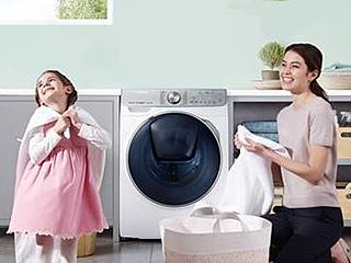 破局速洗之道 三星多维双驱ca88亚洲城开创洗涤3.0时代