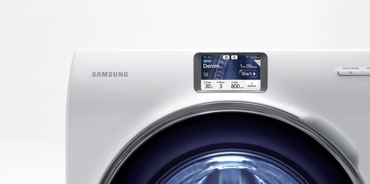 三星多维双驱洗衣机开创洗涤3.0时代