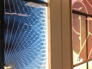家里有一个太阳能窗帘会有什么不同的体验
