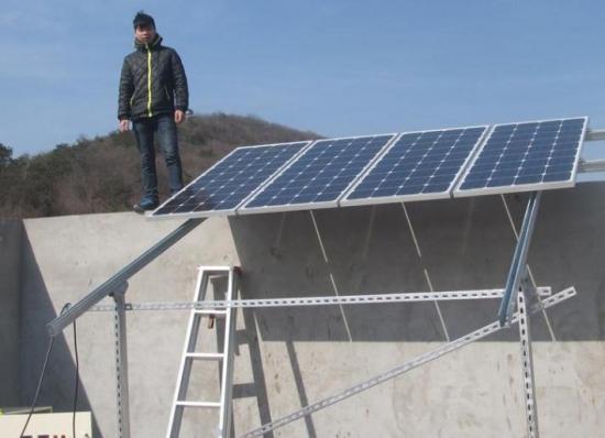 太阳能电池光伏板到底会产生辐射吗?
