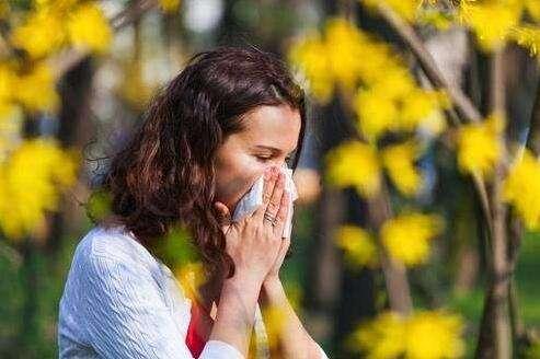春季过敏如家常便饭 空气净化器帮你清除过敏原