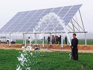 联合国机构:太阳能灌溉系统发展前景良好