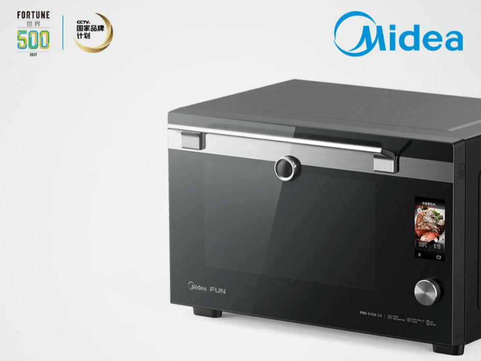 中国品牌力指数C-BPI发布 美的电烤箱3年蝉联行业榜首