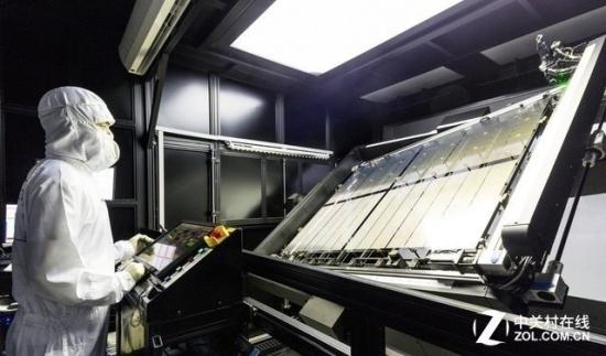 液晶面板在未来一段时间将持续出现产能过剩的情况