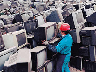 废弃家电回收将不再难  正规军正在集结