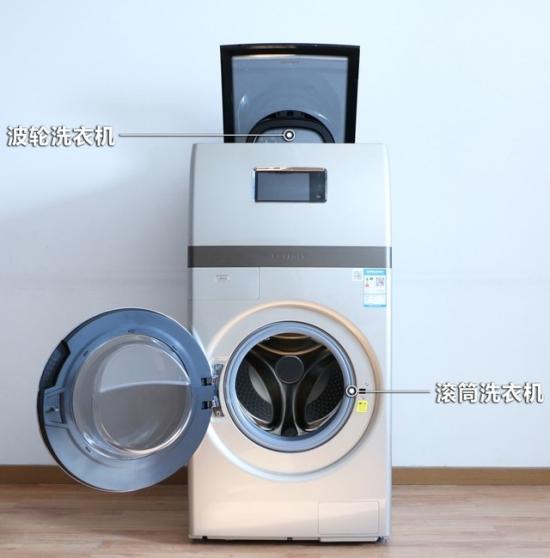 不再是你熟悉的矮胖子!未来的洗衣机长啥样?