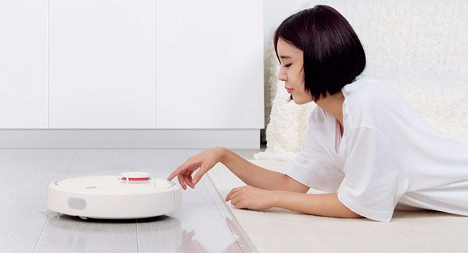 话说你家的扫地机器人好好扫地了吗?