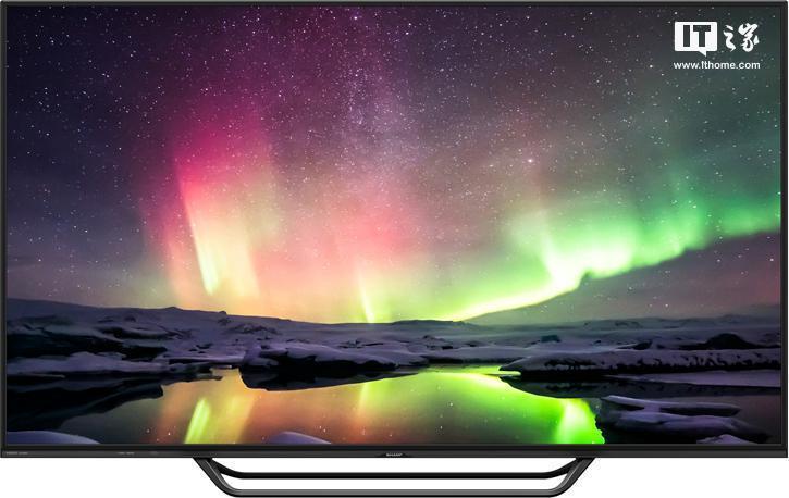 售价8万6:夏普8K电视四月末上市