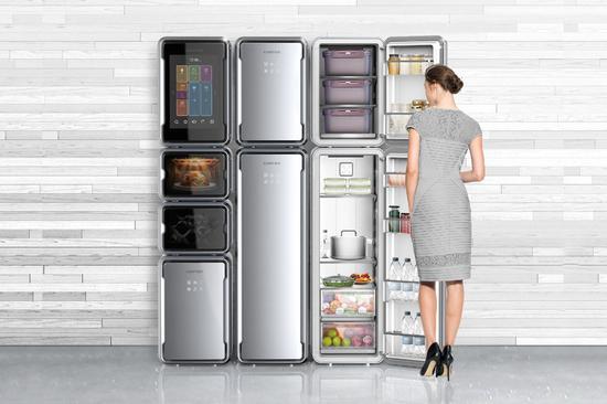 模块化冰箱 你知道多少?