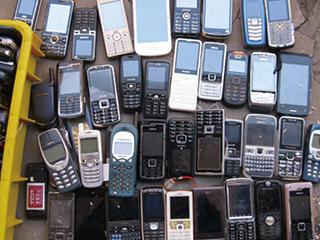 回收废旧手机  当面清理个人信息