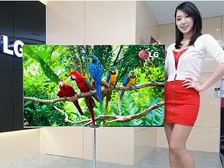 LGD押注OLED面板 争夺高端市场