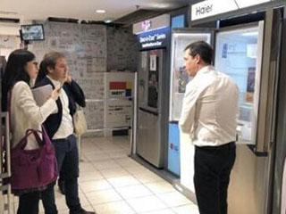 海尔在欧洲:多门冰箱法国市场份额47%稳居NO.1