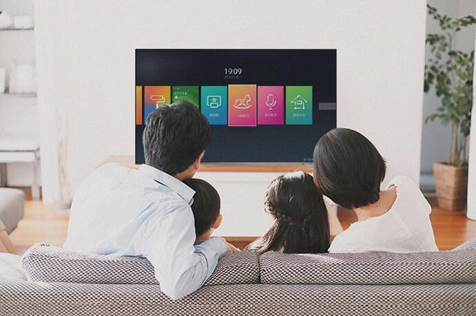 护眼全面屏电视,创维55H5诠释什么才是饕餮盛宴