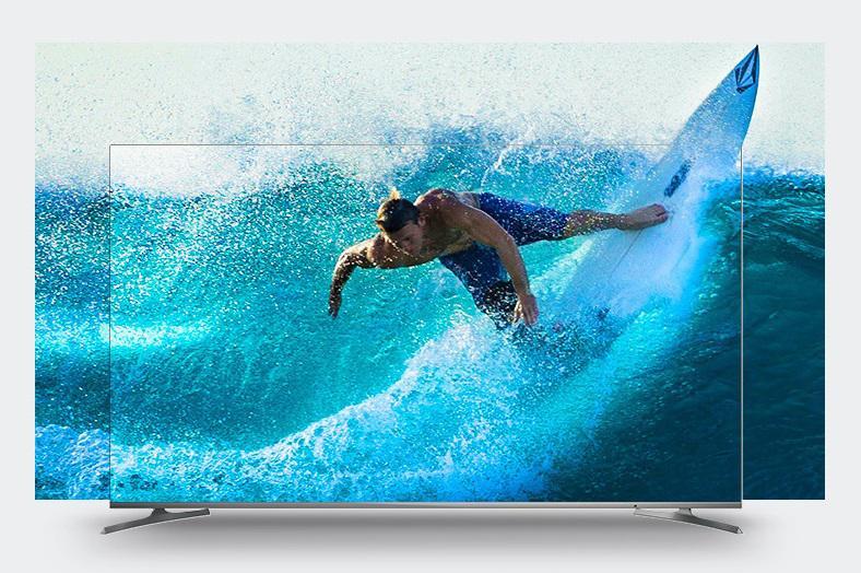 全面屏电视市场竞争激烈,创维55H5已抢占先机