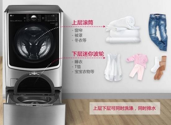 为啥说双筒洗衣机才是未来趋势?看完秒懂!