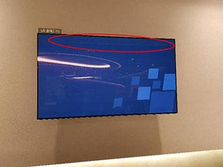 LGDi回应仁川机场OLED电视烧屏:已算法解决