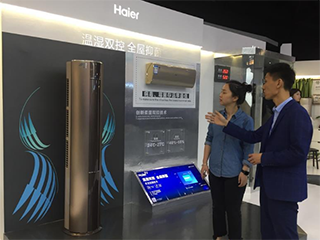 空调业寻找高端市场突破口 自清洁是卖点