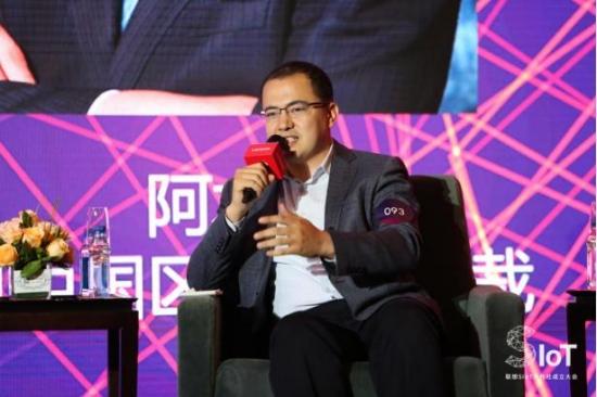 联想贾朝晖:汇聚力量构建智能物联新未来