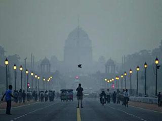 空气质量恶化 印度急需中国的空气净化器