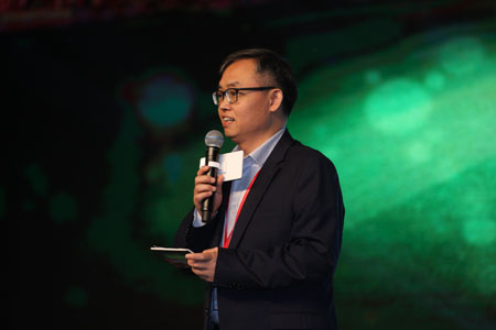 长虹多媒体产业公司总经理滕光胜