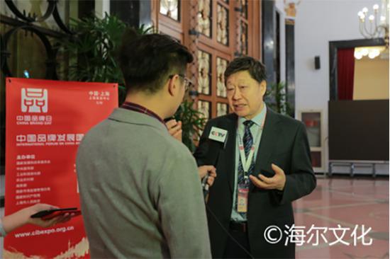 张瑞敏:海尔在海外建品牌有的赔了8年 但非常必要