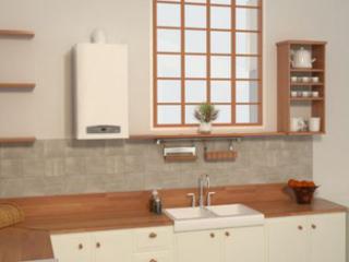 阿里斯顿冷凝式壁挂炉定义舒适新标准