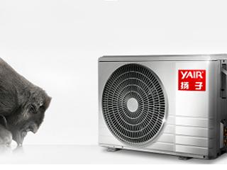 科技与艺术的邂逅 扬子空调Q系列艺术柜机京东首发
