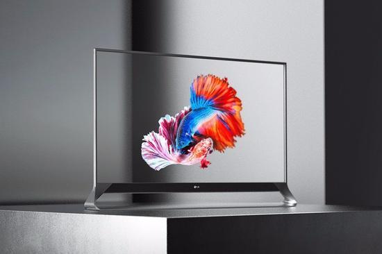 LG透明面板电视更多细节曝光
