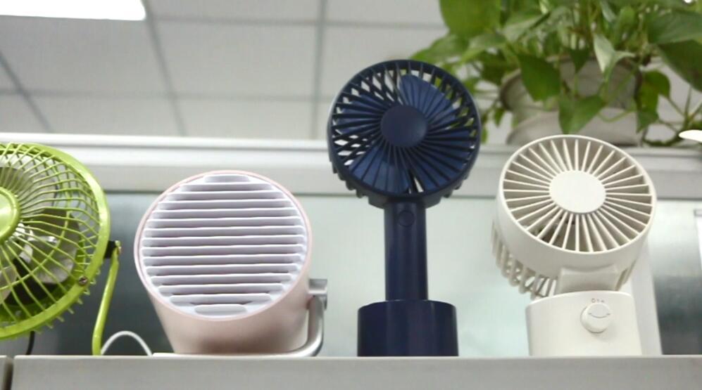空调未开夏天已来!五款办公室小风扇试用体验