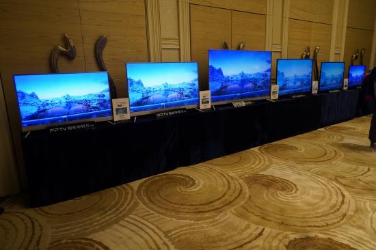 PPTV开大招 新品人工智能电视剑指世界杯