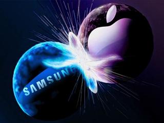 苹果三星专利诉讼案新进展:苹果要求赔偿10亿美元