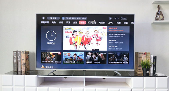 超高性价比AI电视 利发国际lifa8855PUF6693评测