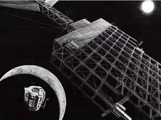 岂止于大 这是太阳能电站在太空中的面貌