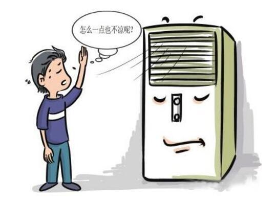 空调升降温速度慢已严重影响使用体验