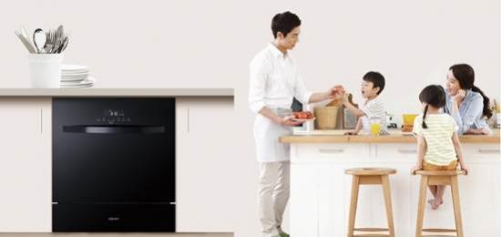洗碗机好用吗?帅康洗碗机为你提升家庭幸福指数