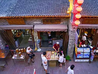蒸食地图:有故事的韩城 有味道的蒸食