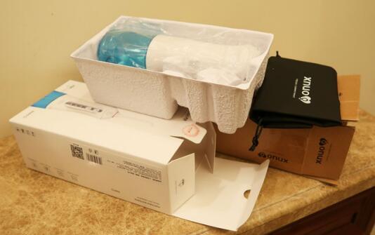 冲牙器什么牌子好?美国心诺XNUO冲牙器开箱测评