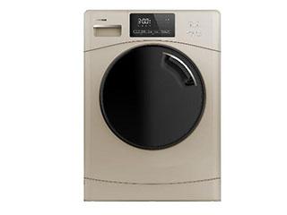 传统旋钮out了,海信洗衣机开启全面屏触控时代