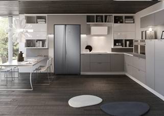 """""""冰川银""""设计成就非凡颜值  美的冰箱获国际四冠加冕"""