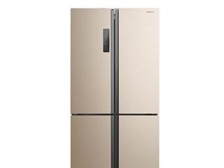 容声推出432L中式十字对开门冰箱 主打自由嵌入