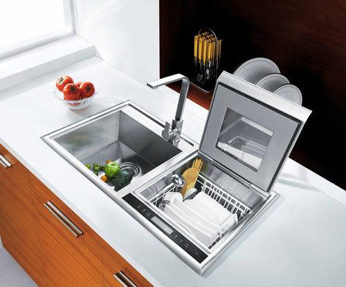 水槽洗碗机要加快普及,需克服三大槽点