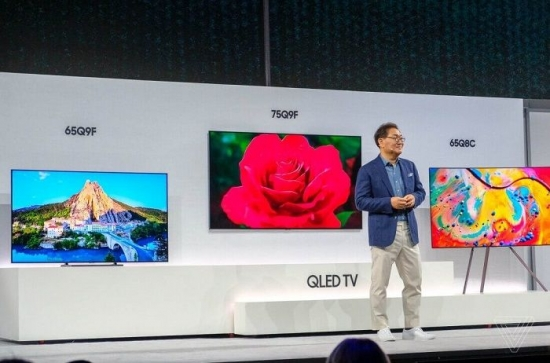 三星将FreeSync技术引入自家2018 QLED电视产品线