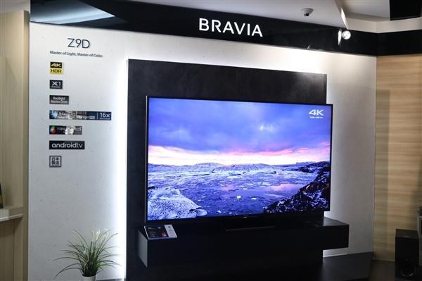 厂商屏幕商集体努力:8K电视将越来越亲民