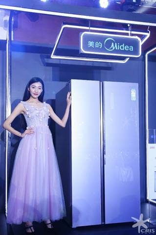 (美的冰箱BCD-630WKGPZV)