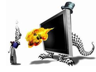 """5月电视大屏面板价格再次大跌 """"618血战""""或成定局"""