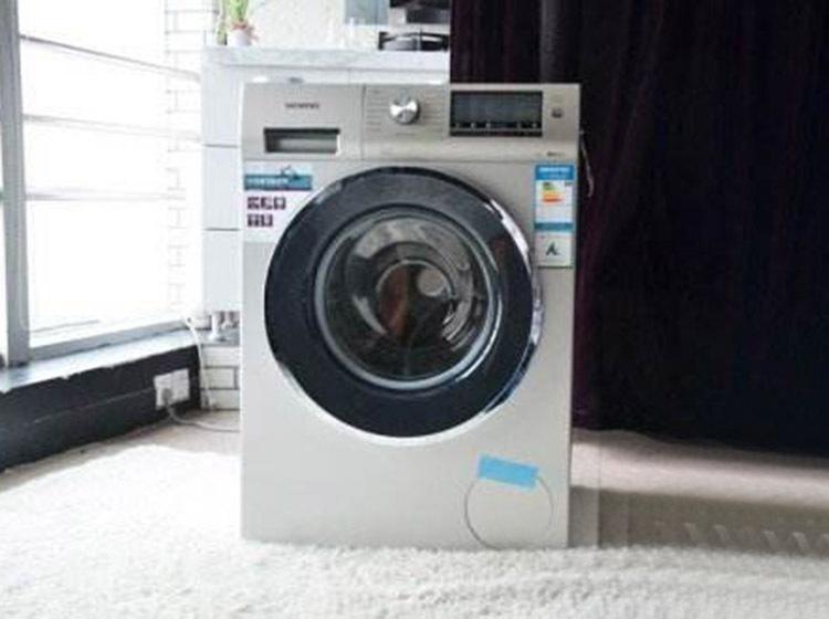 买洗衣液获赠洗衣机靠谱吗?
