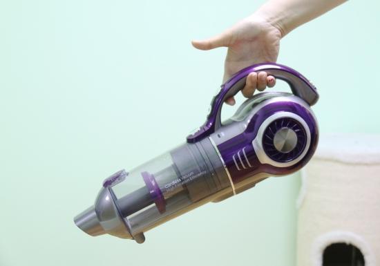 莱克魔洁拯救宠物店 超省力的无线吸尘器