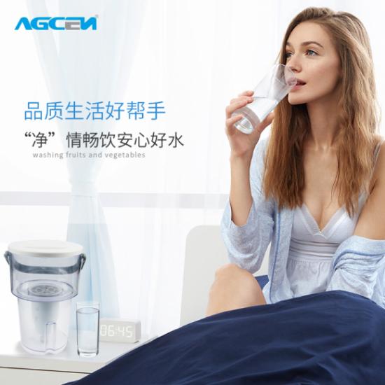 懒人净水壶 艾吉森免安装直饮机纯净饮水享健康生活