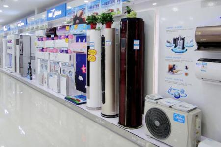 夏季高温模式开启 空调市场进入旺季
