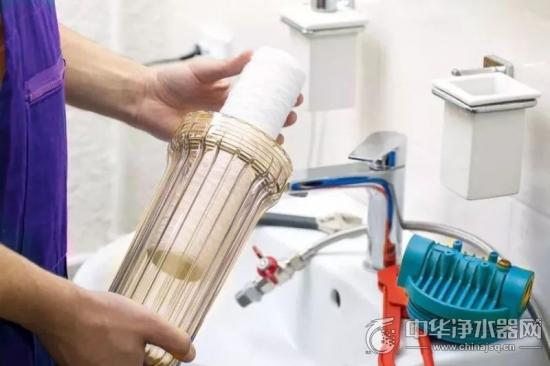 净水器使用注意事项